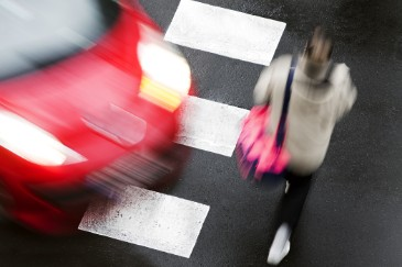 What Do I Do After a Pedestrian Accident